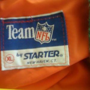 Vintage Miami Dolphins Team NFL By Starter Jacket